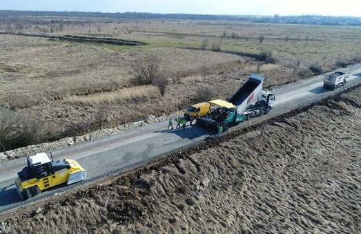 На Львівщині на ремонт і реконструкцію доріг державного значення уже витратили 1 мільярд гривень