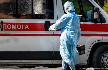 Львівщина і далі є лідером в Україні із розповсюдження коронавірусу