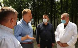 У Львові при лікарні швидкої допомоги запрацювала лабораторія, яка проводить ПЛР-тести на коронавірус