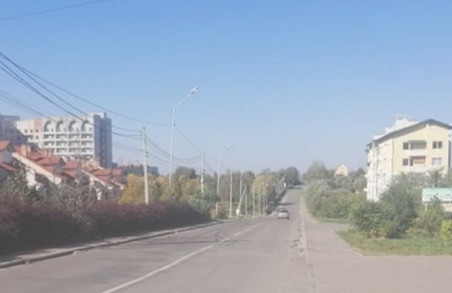 У Винниках біля Львова будуть ремонтувати вулицю Івасюка