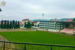 На стадіоні «Скіф» у Львові облаштовують сучасні бігові доріжки