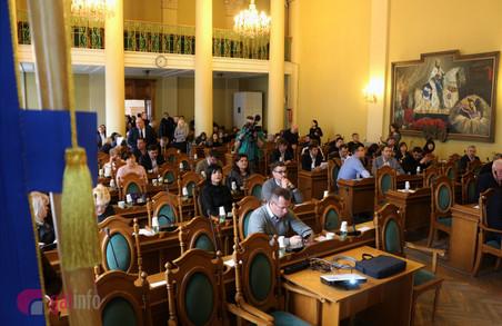 Опозиційні депутати вимагають від Садового негайно провести сесію Львівської міської ради