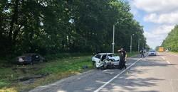 На трасі Львів – Шегині біля Бартатова у ДТП постраждало п'ятеро осіб