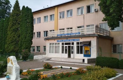 У Стрийській міській лікарні на Львівщині дуже багато пацієнтів із коронавірусом