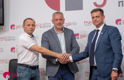 Народний Рух України і Радикальна партія Олега Ляшка на Львівщині разом підуть на місцеві вибори