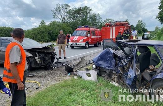 У Пустомитівському районі на Львівщині у ДТП загинув водій легковика