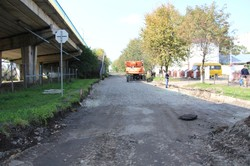 У Дрогобичі на Львівщині завершили капітальний ремонт вулиці Вокзальної