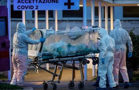 Від коронавірусу на Львівщині вчора померло п'ятеро недужих