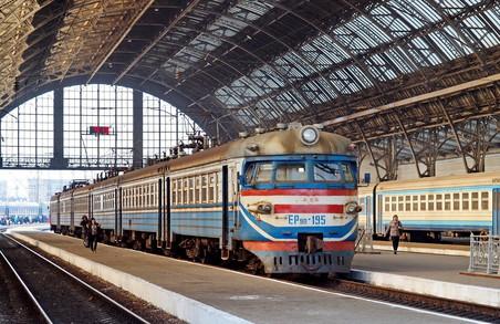 Львівська залізниця відновлює курсування електропоїздів Львів – Тернопіль