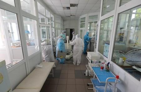 У Жидачеві на Львівщині зафіксували спалах коронавірусу
