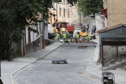 У Львові завершують капітальний ремонт вулиці Князя Лева