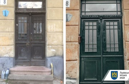 У Львові відновили іще одну історичну браму