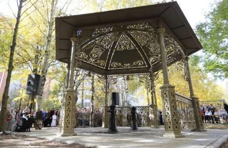 У Тернополі облаштовують бювет із питною водою на бульварі Данила Галицького
