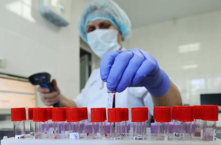 В Дрогобичі на Львівщині провели ІФА-тестування більш ніж 5 тисячам осіб