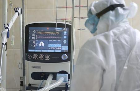 На Львівщині вчора виявили майже півтори сотні нових інфікованих коронавірусом