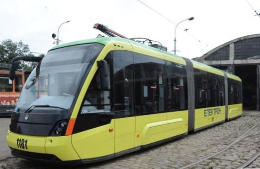 У центрі Львова перестали курсувати трамваї