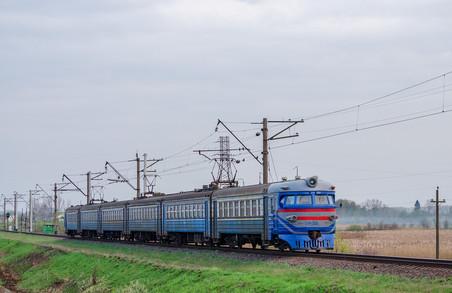 Сьогодні на Львівщині відновлено курсування дев'яти приміських поїздів