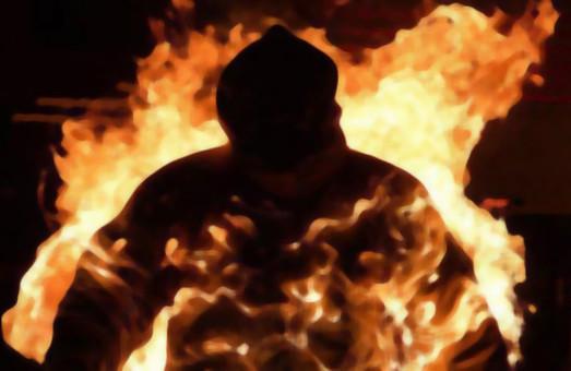 У Золочівському районі на Львівщині старший чоловік загинув через пожежу