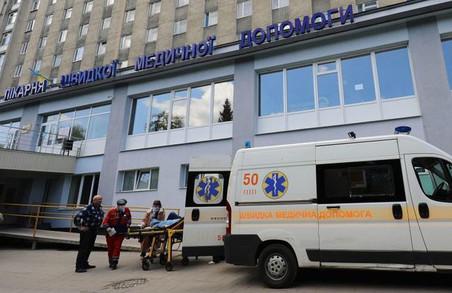 Чисельність інфікувань коронавірусом на Львівщині скоро досягне 10 тисяч осіб