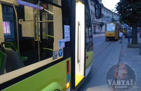 У Львові втретє за день проблеми із рухом трамваїв