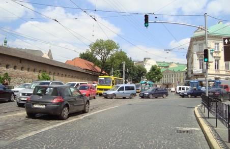 У мерії Львова вирішили відмовитися від «малого транспортного кільця»?