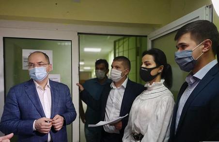 У Львові Максим Степанов відвідав «Лікарню на Топольній»