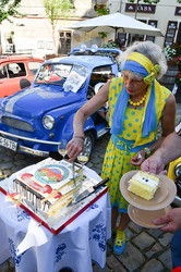 У Львові відсвяткували «День народження Запорожця» (ФОТО)