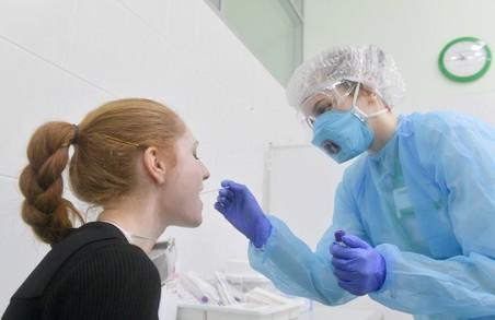 На Львівщині вчора виявили майже 170 недужих на COVID-19