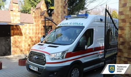 На Львівщині у понеділок виявили 161 новий випадок COVID-19
