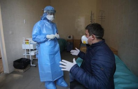 На Львівщині знову виявили майже 170 нових випадків інфікування коронавірусом