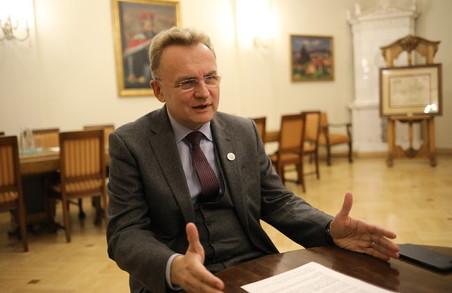 Садовий втрачає зв'язок із реальністю: він вважає ситуацію із COVID-19 на Львівщині стабільною