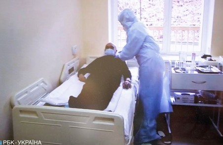 Українські лікарні зможуть прийняти біля 34 тисяч пацієнтів із COVID-19