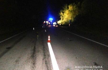 На Рівненщині керуючи легковиком, 24-річний молодик спричинив зіткнення із вантажівкою