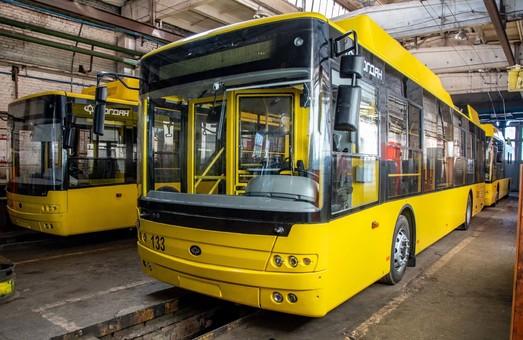 Автоскладальний завод № 1 компанії «Богдан Моторс» у Луцьку постачає тролейбуси до Полтави