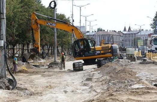 У Львові ремонт вулиці Чернівецької завершать до кінця року, а вулиці Степана Бандери і Пекарську почнуть ремонтувати найближчим часом