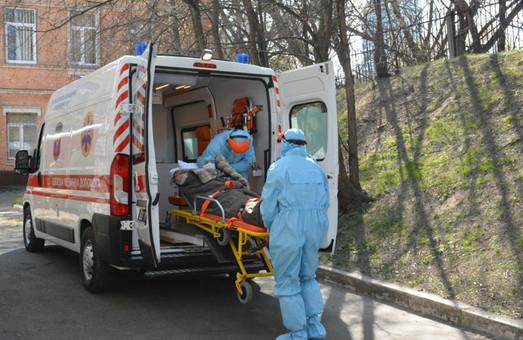 На Львівщині вчора виявили майже 190 нових випадків COVID-19