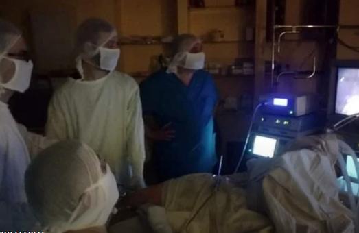 У львівській лікарні «Охмадит» прооперували 15-річного підлітка із наскрізним отвором у шлунку