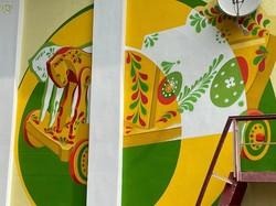 У Яворові на Львівщині вчора стартував фестиваль яворівської забавки та пирога (ФОТО)