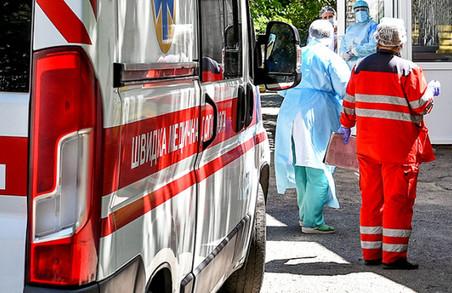 У Львові і у Львівській області вчора знову виявили понад 180 інфікованих коронавірусом