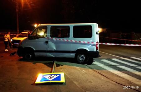 У Львові на Левандівці нетверезий водій буса влетів у турнікет і травмував двох пішоходів
