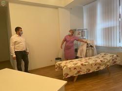 Заступник «губернатора» Львівщини знайомився із роботою санаторіїв Великого Любіня біля Львова