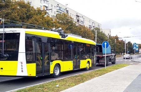 Дочірнє підприємство концерну «Електрон» модернізує 10 львівськийх тролейбусів для навчання водіїв