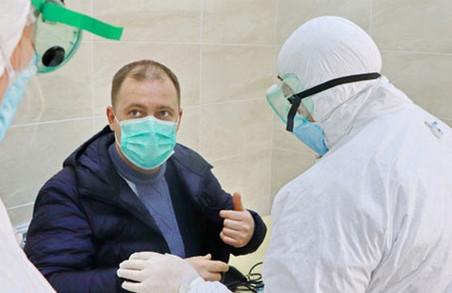 У Львові та на Львівщині зафіксовано майже 13 тисяч випадків захворювання на COVID-19