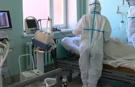 Учора до лікарів Львова і Львівщини із приводу COVID-19 звернулося майже 540 осіб