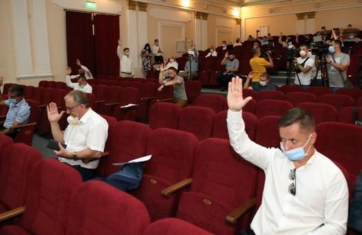 Фракція політсили мера Львова Андрія Садового в Тернопільській міській раді припинила своє існування