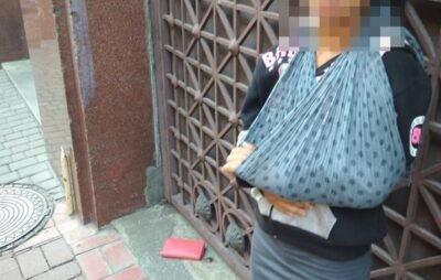 У Львові ромка з травмованою рукою обікрала іноземку