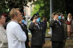 У Львові відбулися церемонії підйому Державного Прапора України (ФОТО)