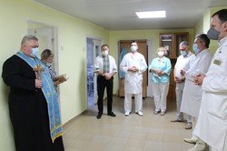 У Дрогобицькому пологовому будинку завершили капремонт у відділенні