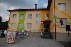 У Борщовичах біля Львова у переддень Дня Незалежності відкрили дитячий садок
