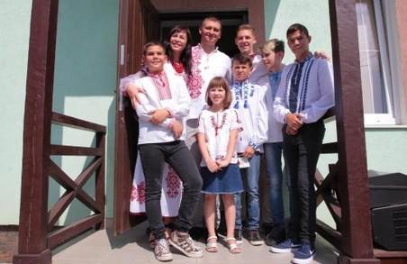 На Золочівщині з'явився новий будинок сімейного типу
